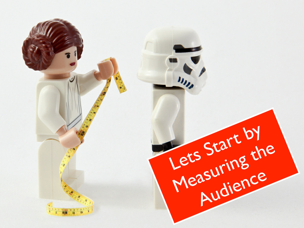 Lets Start by Measuring the Audience