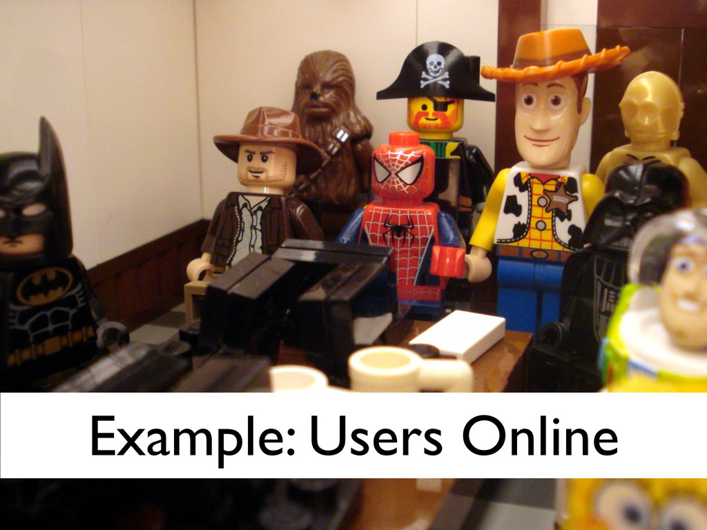 Example: Users Online