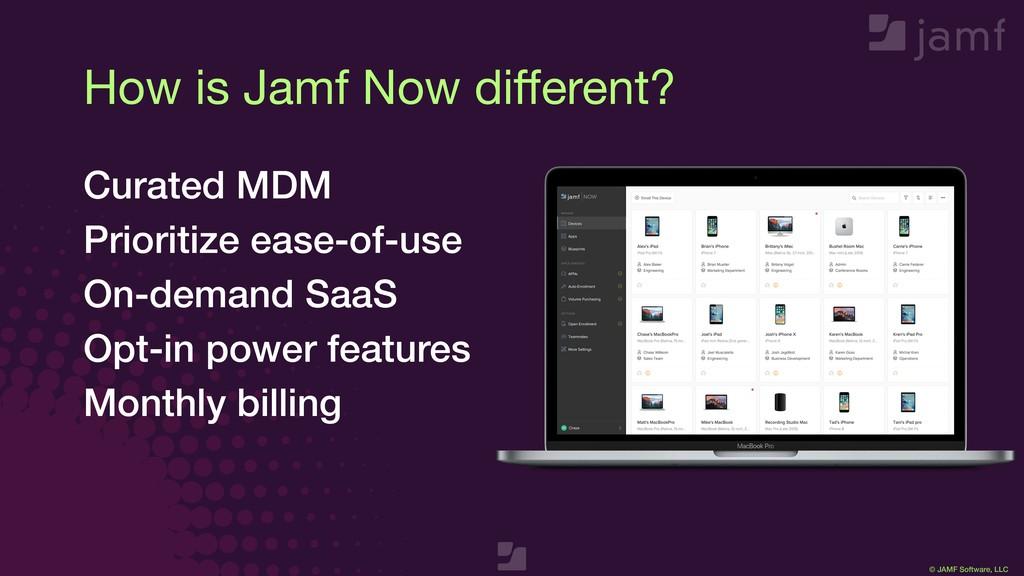 © JAMF Software, LLC Max image dimensions Curat...