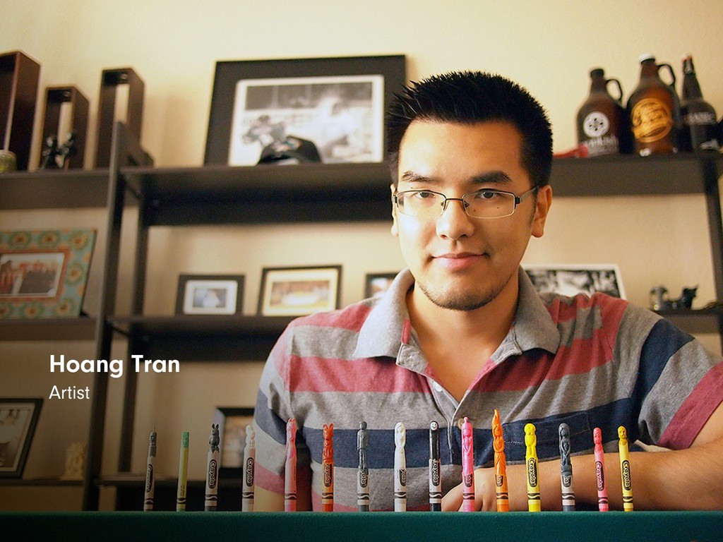 Hoang Tran Artist