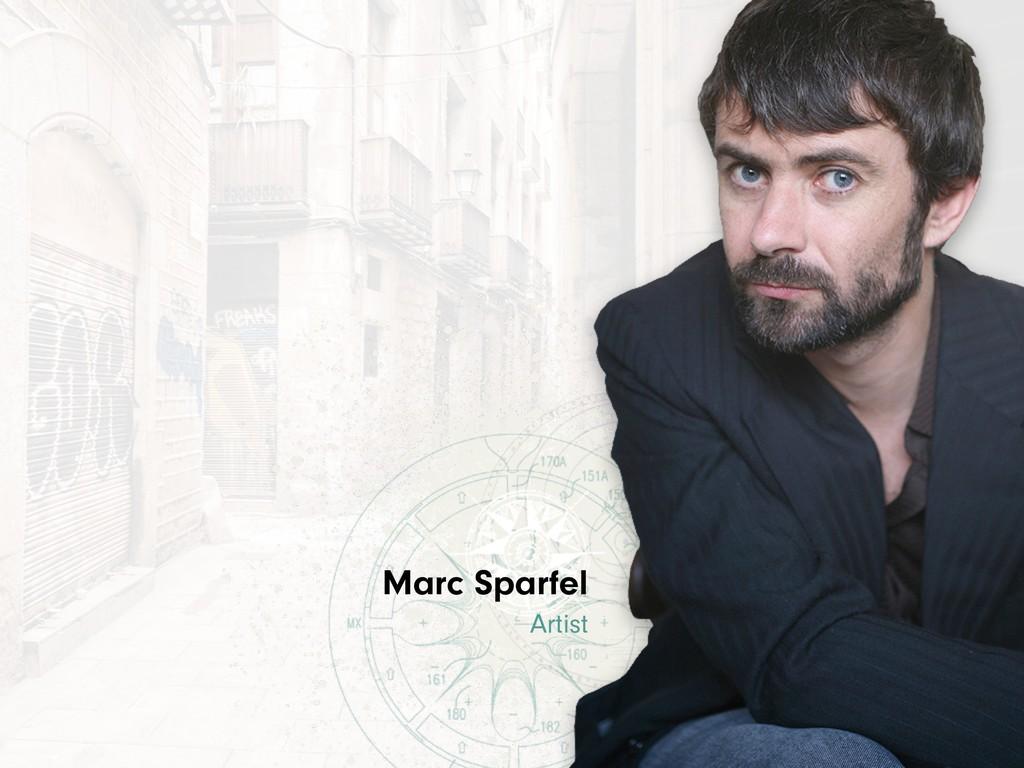Marc Sparfel Artist