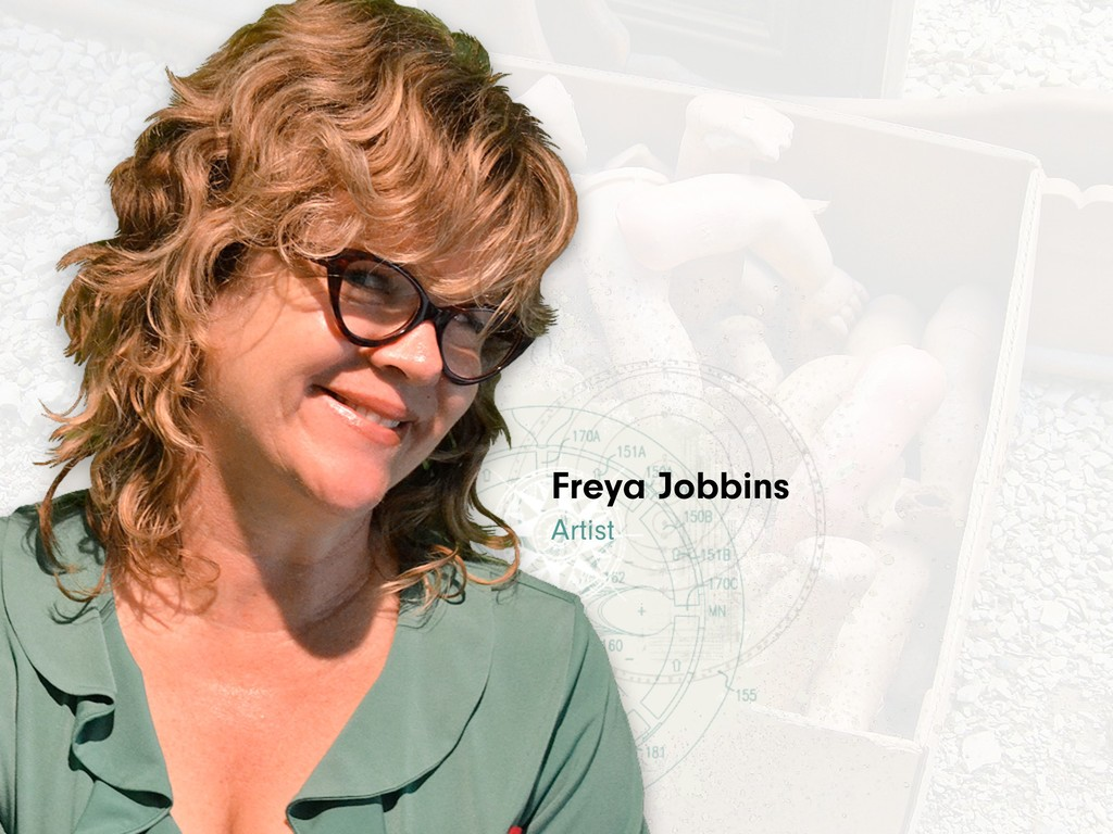 Freya Jobbins Artist