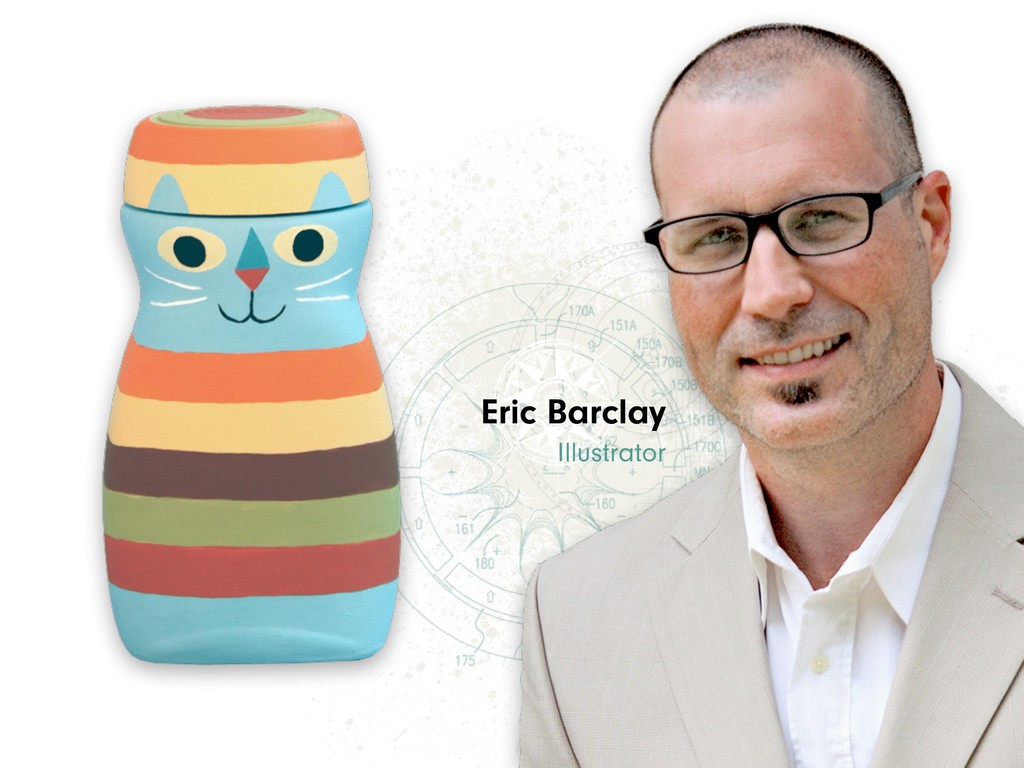 Eric Barclay Illustrator
