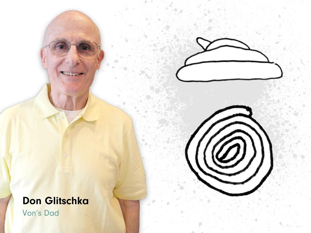 Don Glitschka Von's Dad