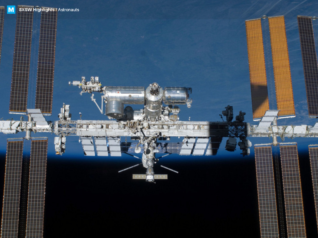 SXSW Highlights / Astronauts M
