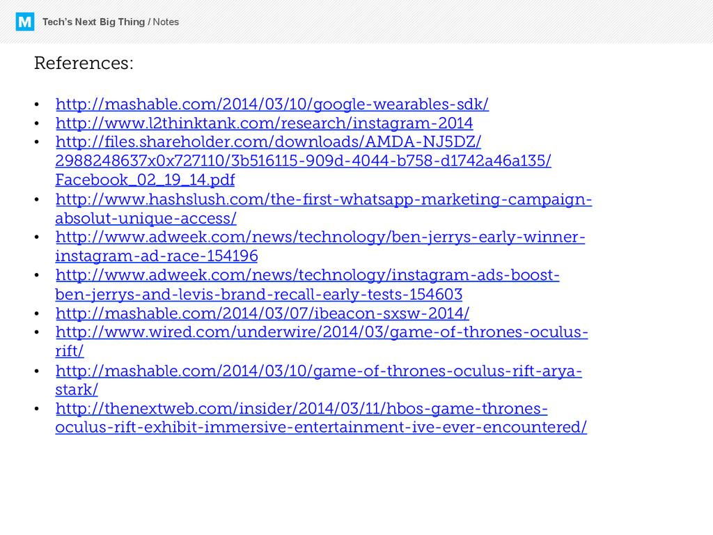 References: • http://mashable.com/2014/03/10/g...