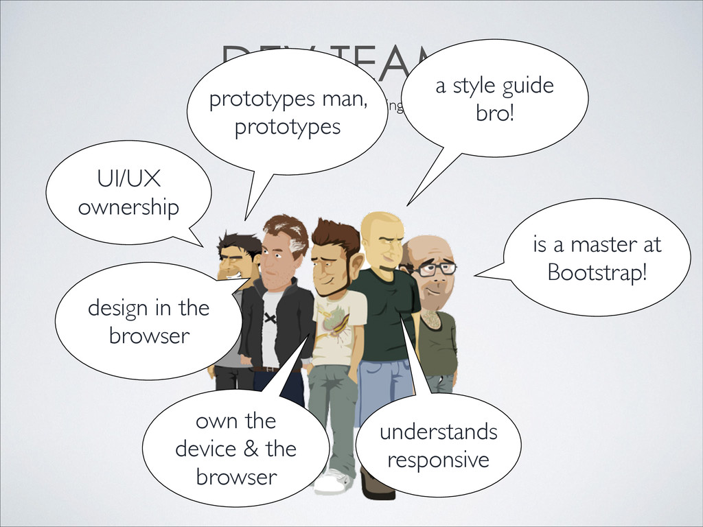 what are you looking for? UI/UX ! own...
