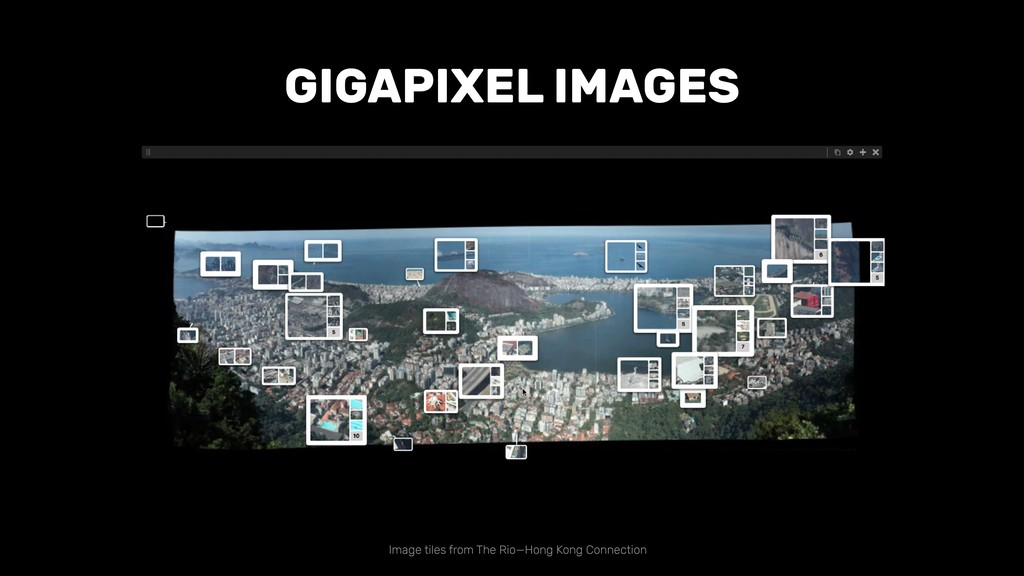 GIGAPIXEL IMAGES Image tiles from The Rio—Hong ...