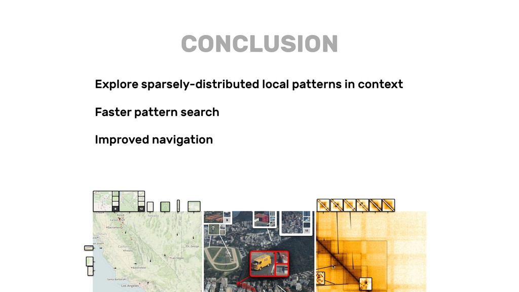 Explore sparsely-distributed local patterns in ...