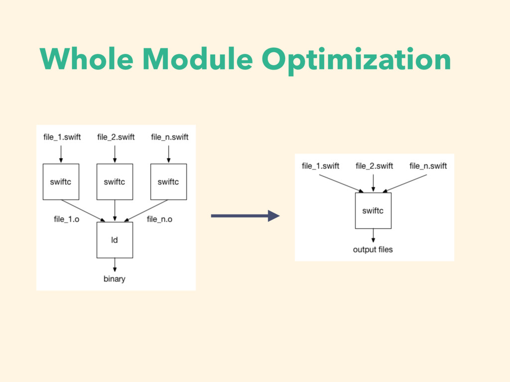 Whole Module Optimization