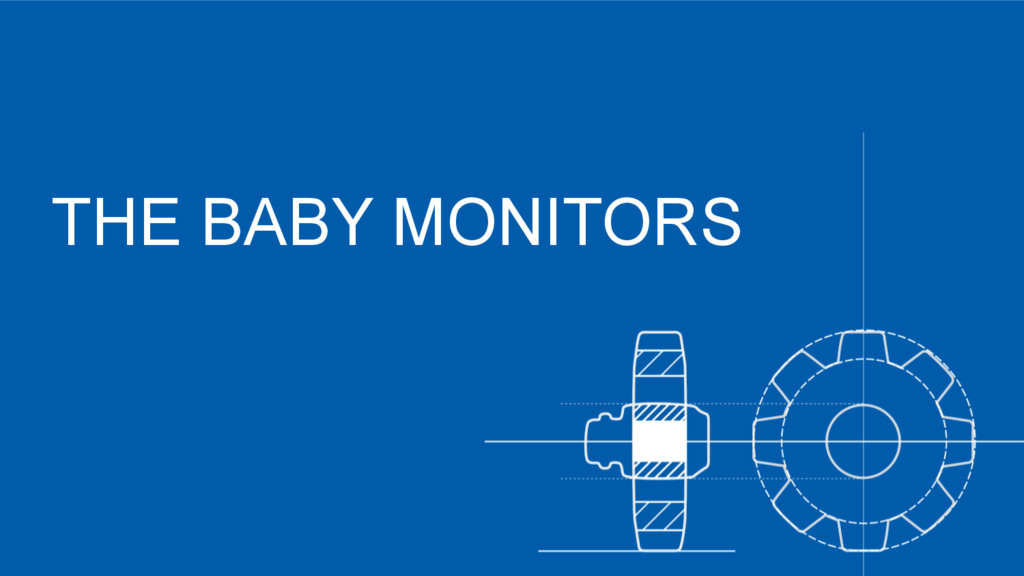 THE BABY MONITORS