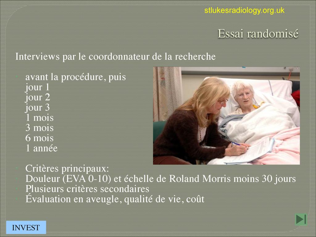 stlukesradiology.org.uk  Essai randomisé Inter...