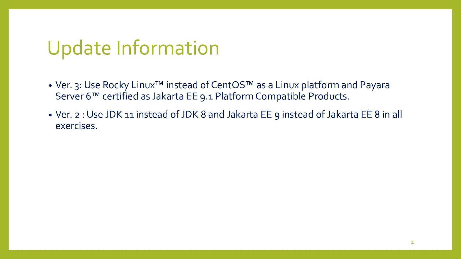 jBatch Jakarta Batch 2