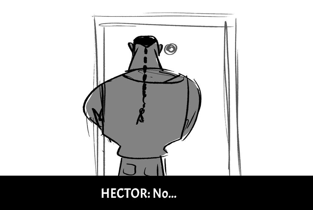 H E C T O R : N o . . .