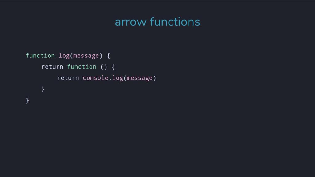 function log(message) { return function () { re...