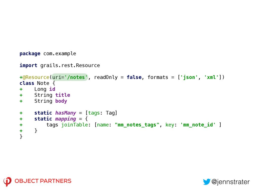package com.example  import grails.rest.Resou...