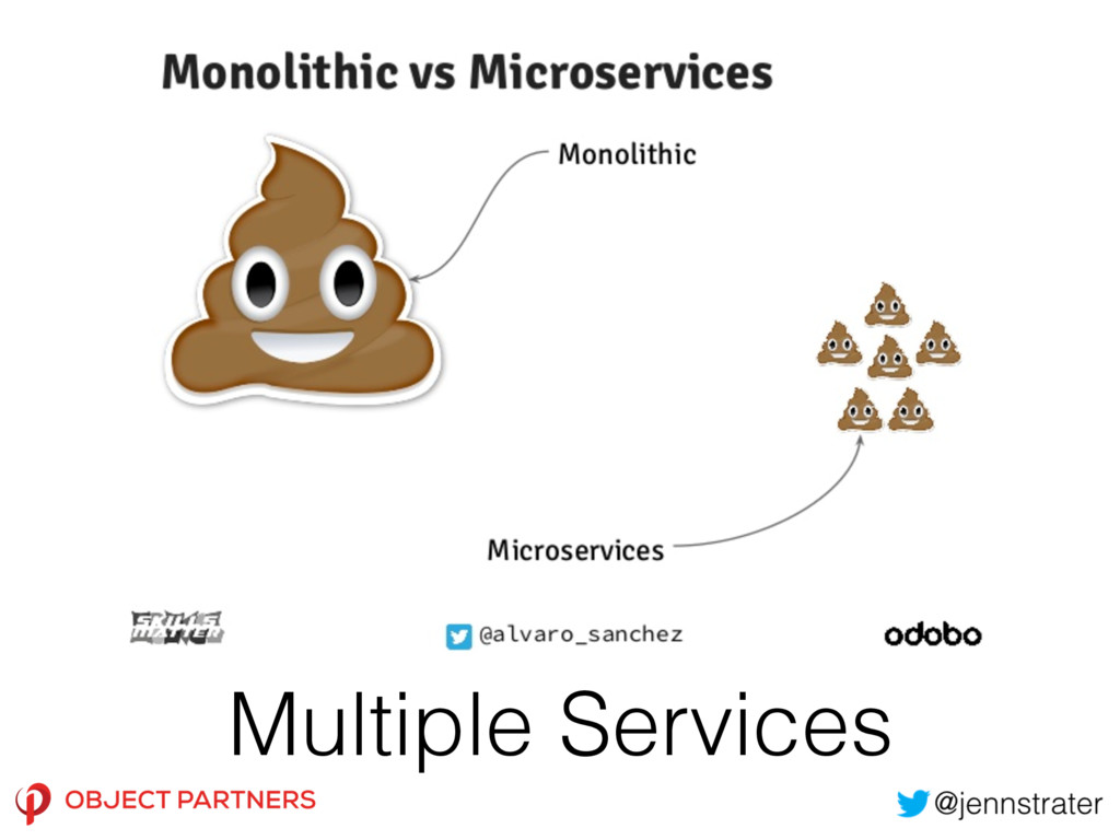 Multiple Services
