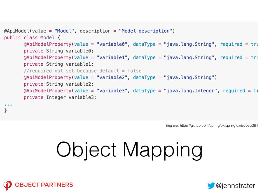 Object Mapping img src: https://github.com/spri...