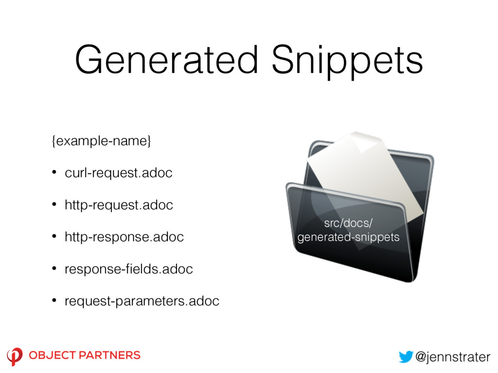 Generated Snippets {example-name} • curl-reques...