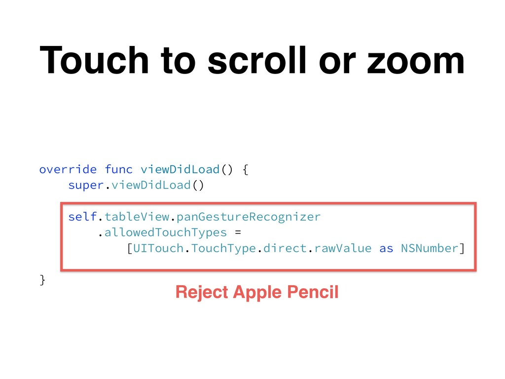 Touch to scroll or zoom PWFSSJEFGVODWJFX%JE-P...