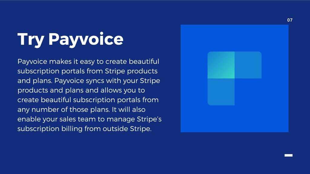 Try Payvoice Payvoice makes it easy to create b...