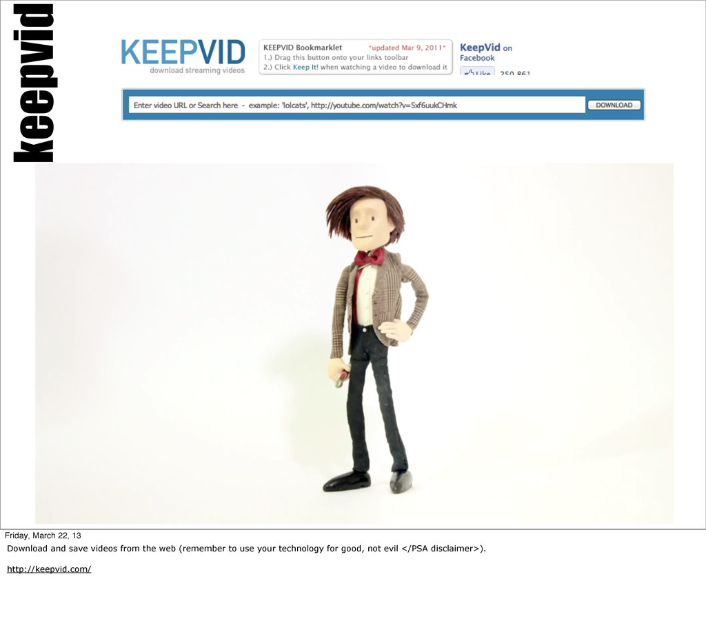keepvid Friday, March 22, 13 Download and save ...