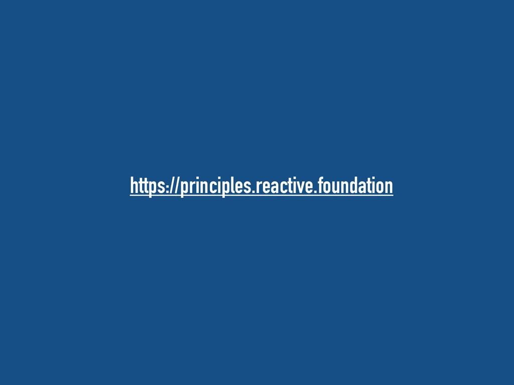 https://principles.reactive.foundation