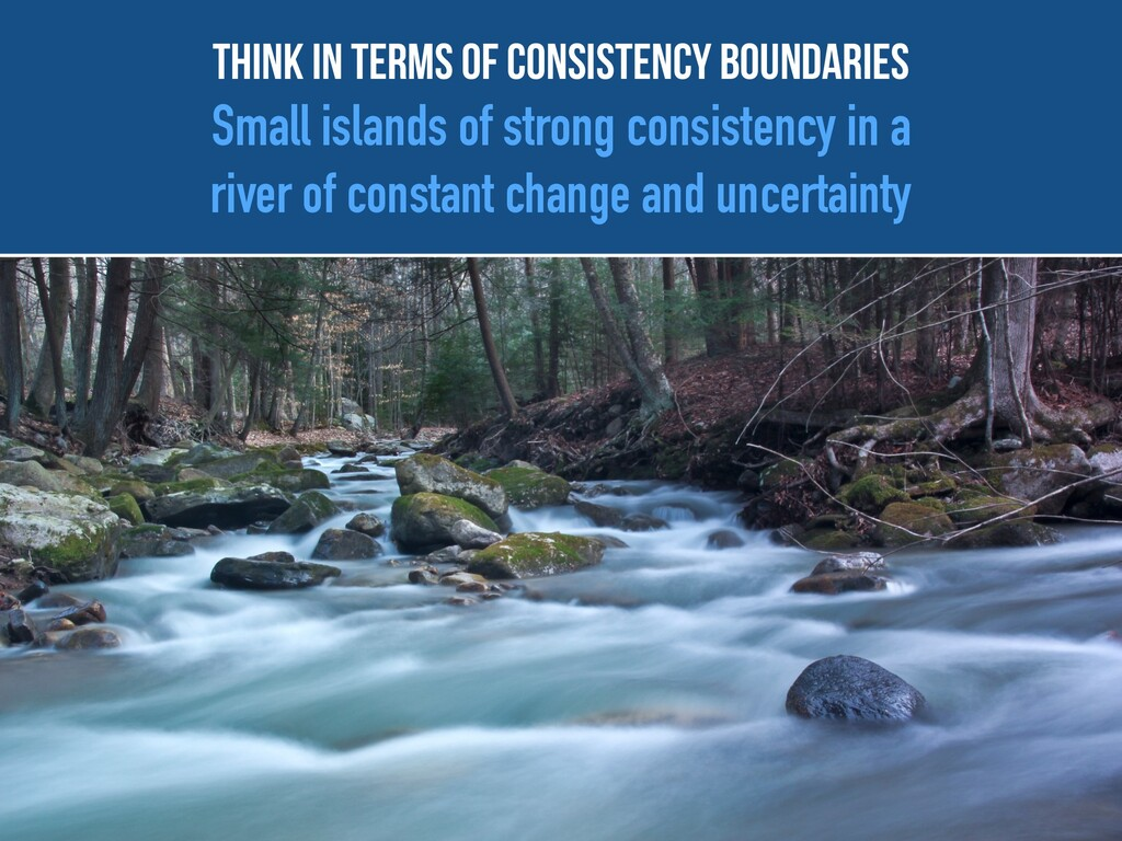 Think In Terms Of Consistency Boundaries   Smal...