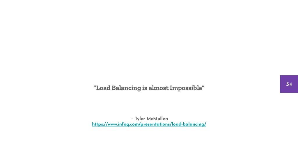 — Tyler McMullen https://www.infoq.com/presenta...