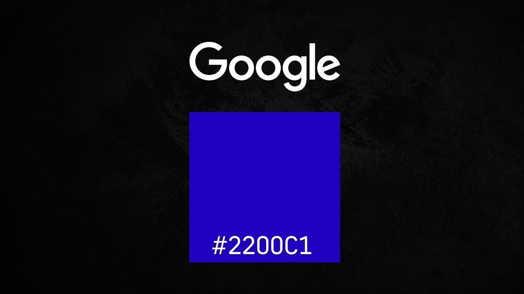 #2200C1