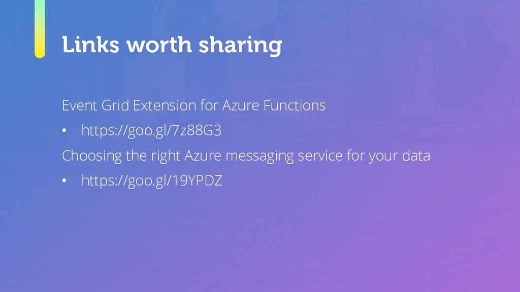Event Grid Extension for Azure Functions • http...