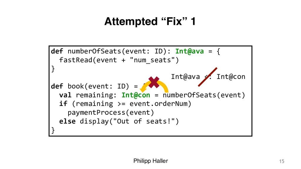 "Philipp Haller Attempted ""Fix"" 1 15 def numberO..."