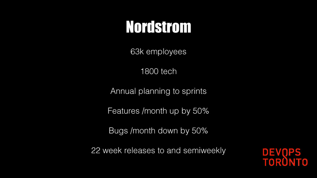 Nordstrom 63k employees 1800 tech Annual planni...
