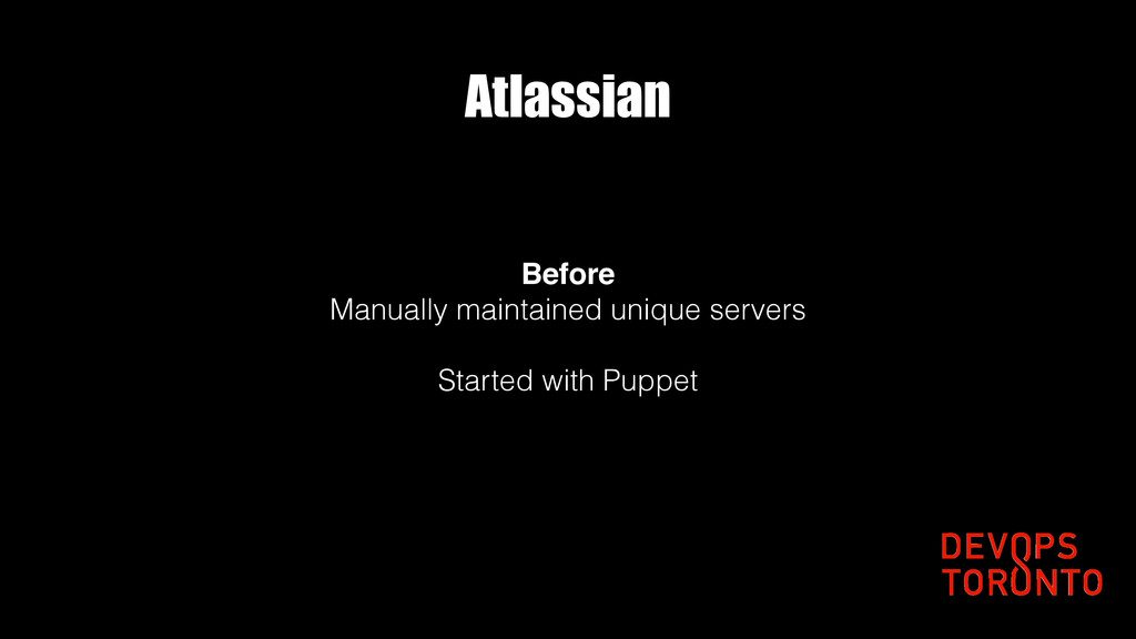 Atlassian Before Manually maintained unique ser...