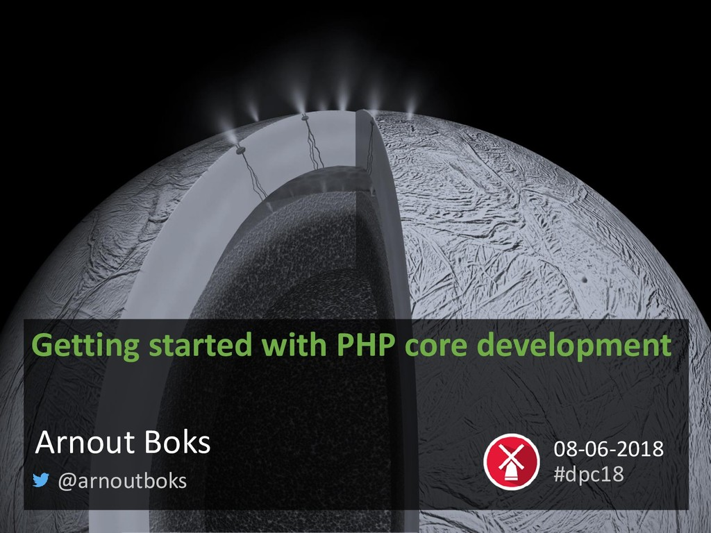 Getting started with PHP core development @arno...
