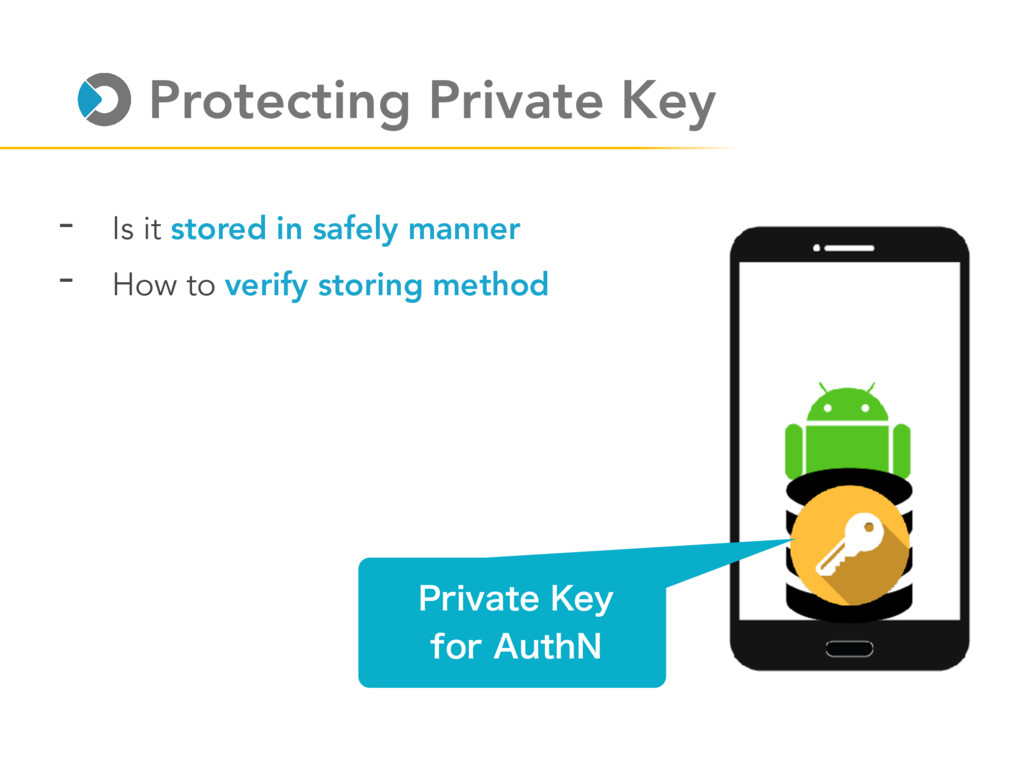 Protecting Private Key - Is it stored in safely...