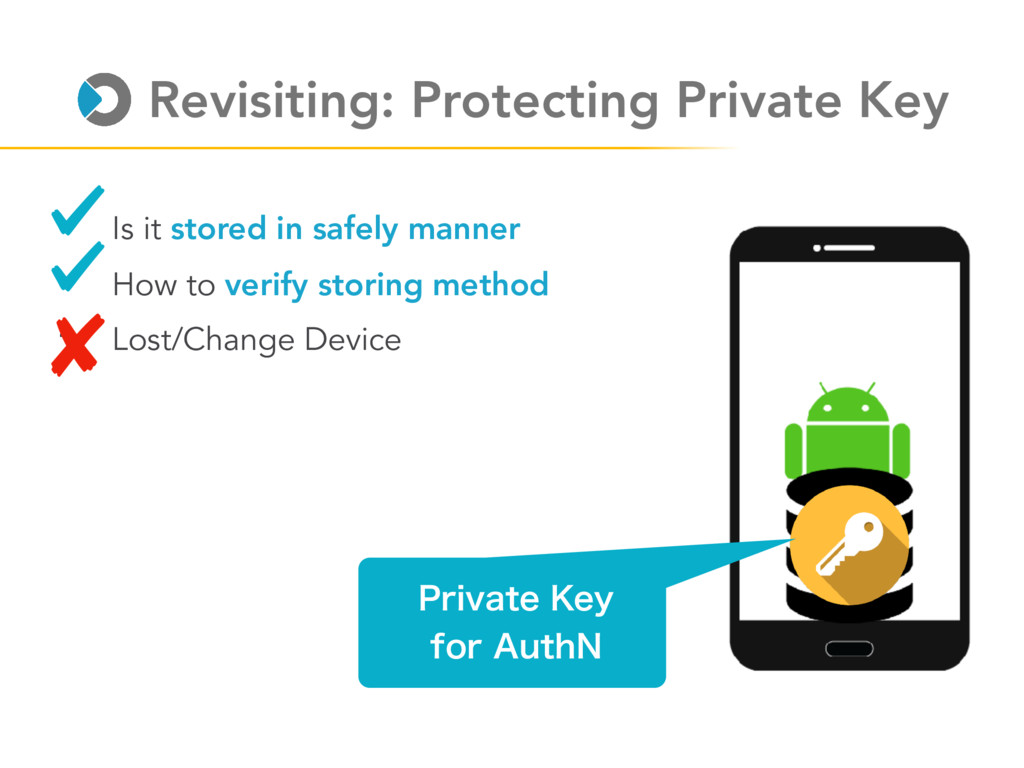 Revisiting: Protecting Private Key - Is it stor...