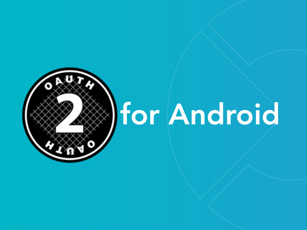 AuthZ for Android AuthZ for Android