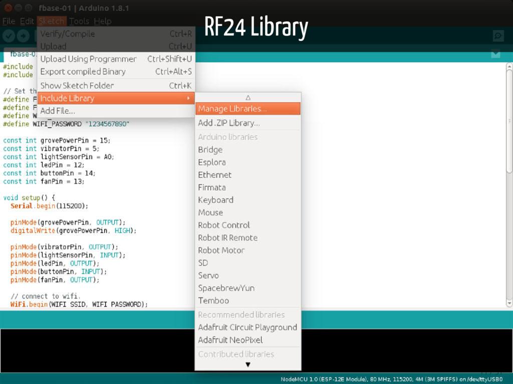 RF24 Library 11 / 51