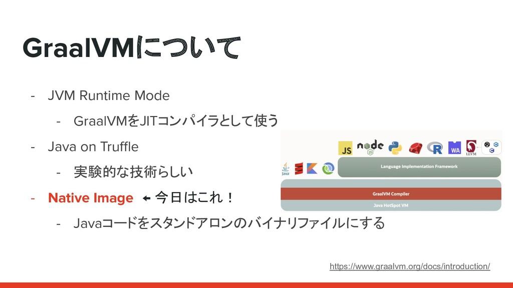 - JVM Runtime Mode - GraalVMをJITコンパイラとして使う - Ja...