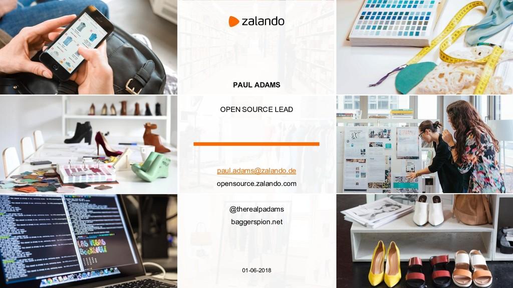 PAUL ADAMS paul.adams@zalando.de opensource.zal...