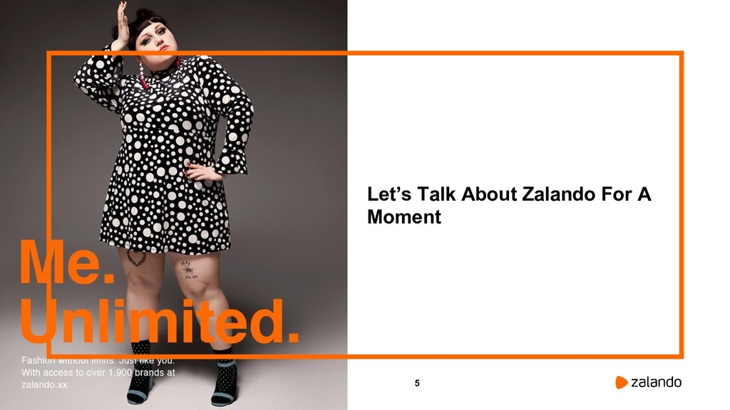 5 Let's Talk About Zalando For A Moment