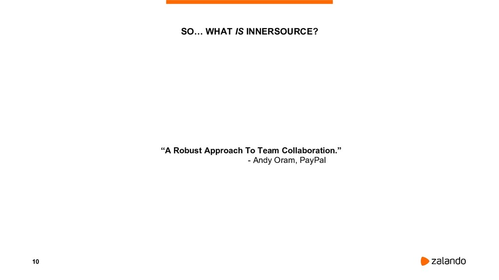 """10 """"A Robust Approach To Team Collaboration."""" -..."""