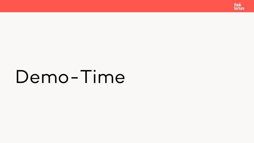 Demo-Time