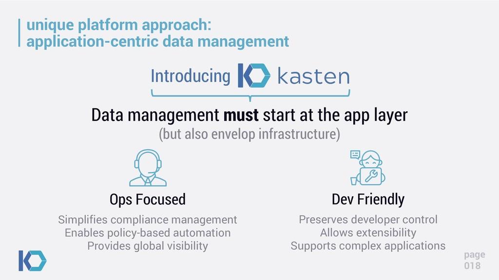 Ops Focused Simplifies compliance management En...