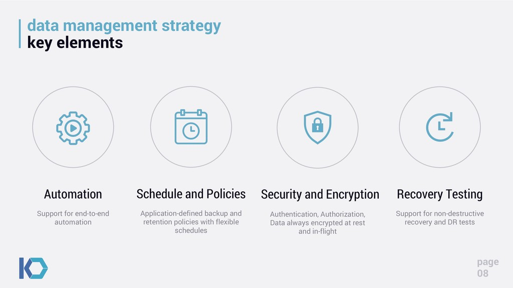 data management strategy key elements page 08 S...