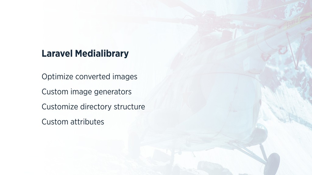 Laravel Medialibrary Optimize converted images ...