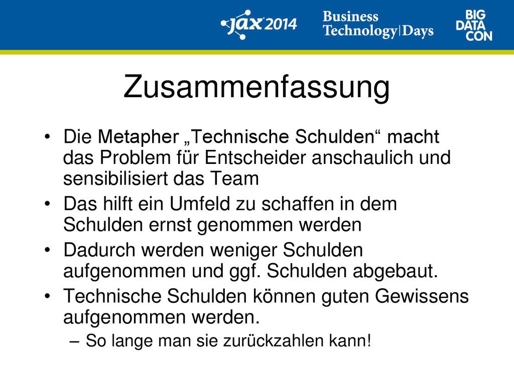 """Zusammenfassung • Die Metapher """"Technische Schu..."""