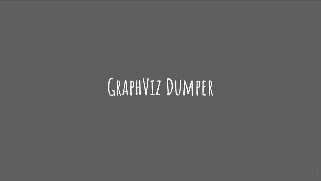 GraphViz Dumper 18