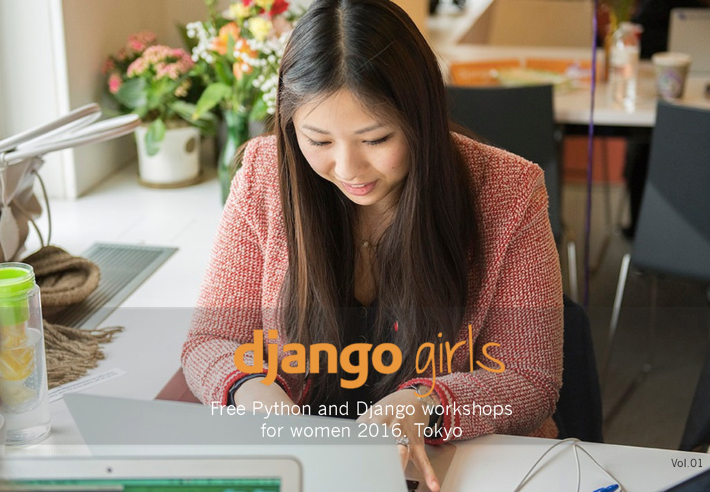 Free Python and Django workshops for women 2016...